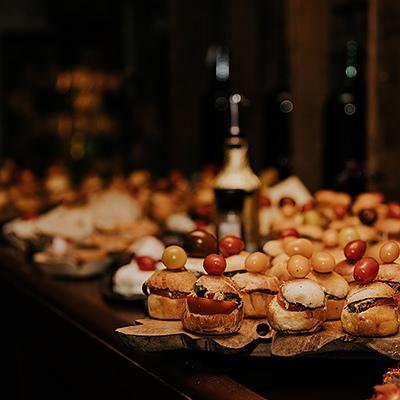 Spanisches Buffet Tapas Köln